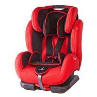Fotelik samochodowy diablo fix 9-36kg (czerwony) marki Caretero