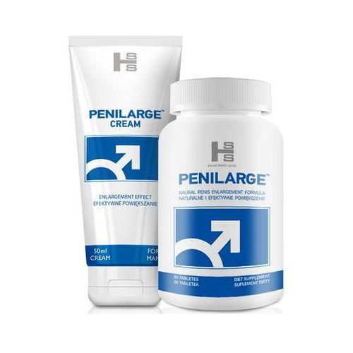 Zestaw Penilarge 60 tabl. + Penilarge krem 50 ml, 874