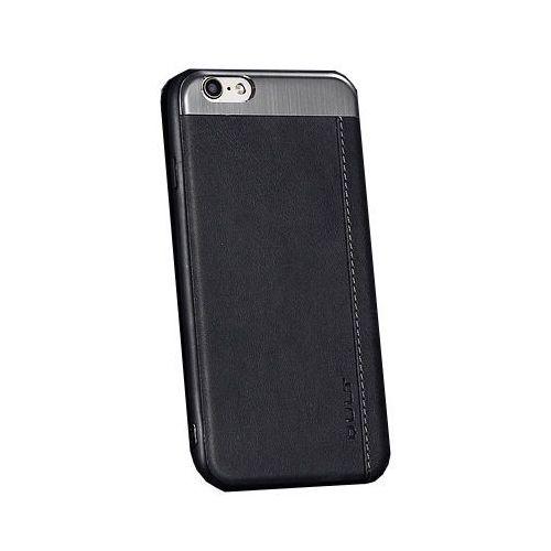 "Etui QULT Back Case Slate do iPhone 7/8 4.7"" Czarny, kolor czarny"