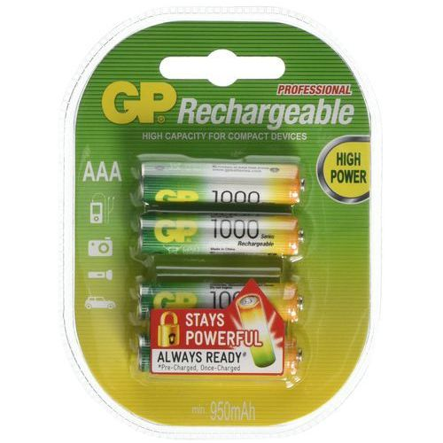Akumulatory recyko+ 100aaahcn-gb4 950 mah marki Gp