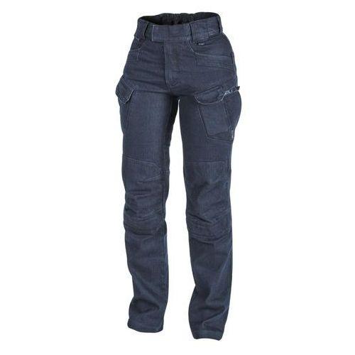 spodnie damskie Helikon Women's UTP PolyCotton Ripstop denim blue (SP-UTW-DM-31)