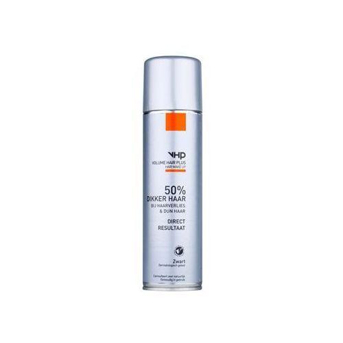 Volume Hair Plus Hair Make Up spray zwiększający objętość włosów cienkich i przerzedzonych w sprayu odcień Black 250 ml ()