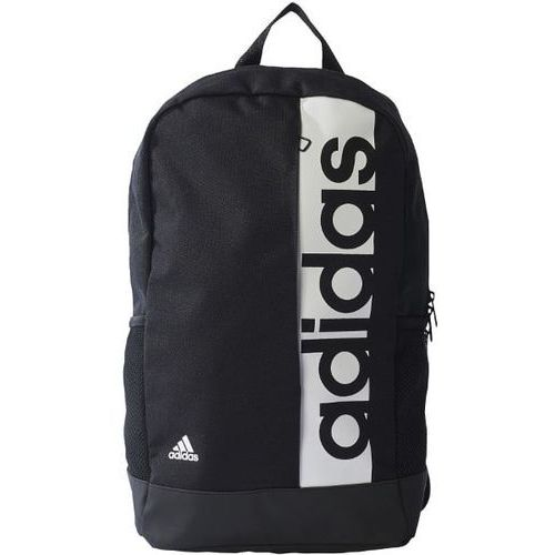 adidas Performance LINEAR PERFORMANCE Plecak black/white (4057289570706)