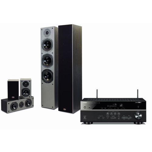 Yamaha Kino domowe rxv485b + falcon ht500 czarny (2900070428781)