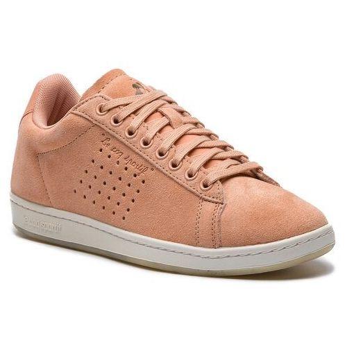 Sneakersy LE COQ SPORTIF - Courtset W Bold 1820289 Dusty Coral/Olive Night, kolor różowy