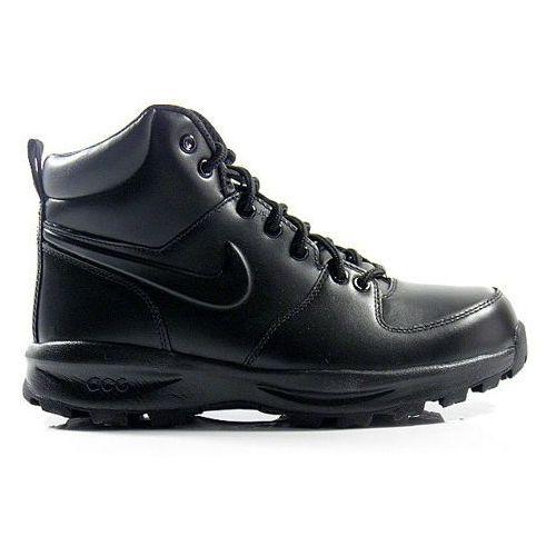 Buty zimowe  manoa leather - 454350-003 - czarny, Nike