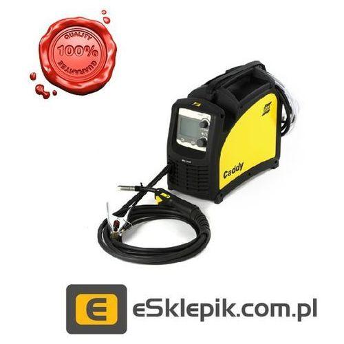 ESAB CADDY MIG C200i - Półautomat MIG/MAG + uchwyt 3m + drut