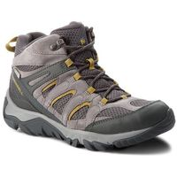 Trekkingi MERRELL - Outmost Mid Vent Wtpf J09509 Frost Grey