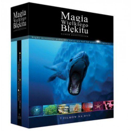 Film BEST FILM Magia Wielkiego Błękitu - Siedem kontynentów (7 DVD)
