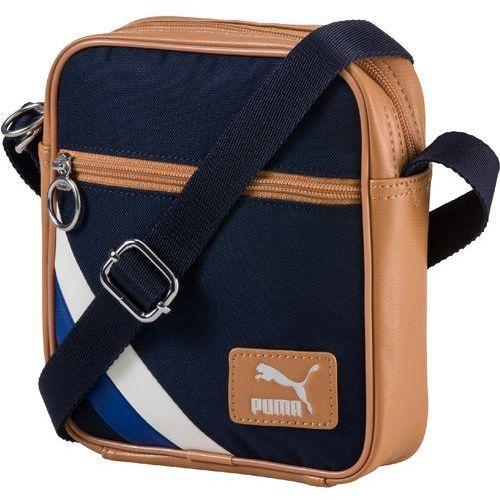 Puma  torba originals portable (ses) blue-biscu (4056207745783)