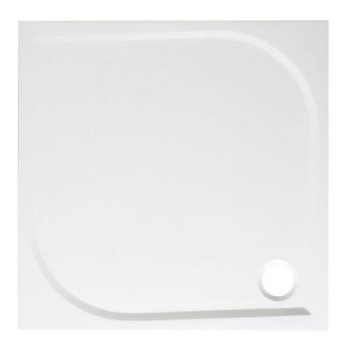Brodzik konglomeratowy kwadratowy GoodHome Limski 80 x 80 cm (3663602943693)