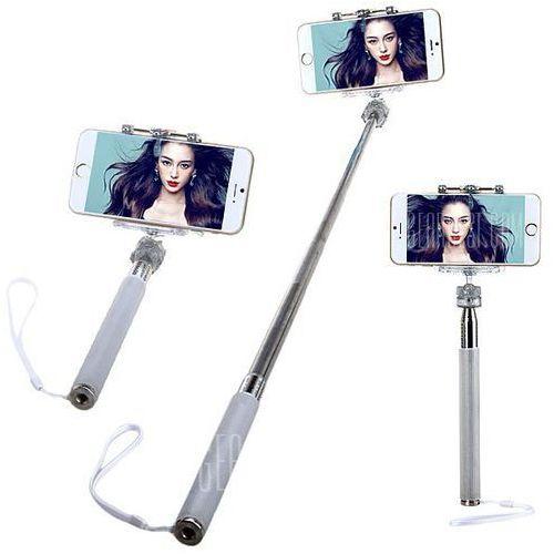 M - 335 Fashionable Selfie Stretch Stick Monopod with Rotating Clip Stand, kup u jednego z partnerów
