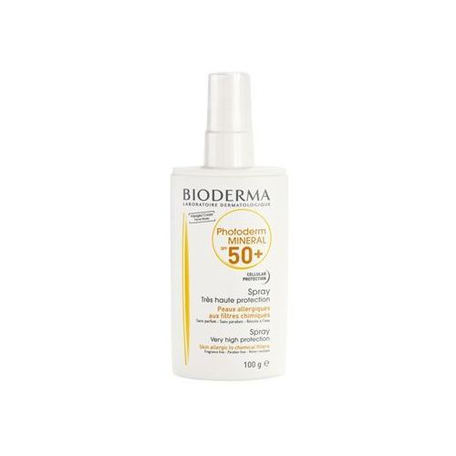 Bioderma Photoderm Mineral spray mineralny do opalania SPF 50+ (Face/Body) 100 ml