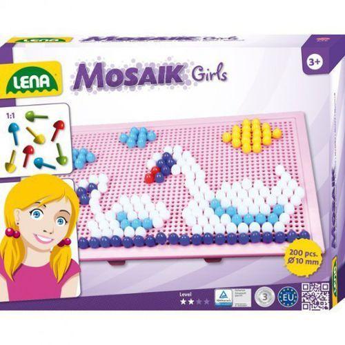 Lena Zestaw kreatywny mozaika ptaki (4006942803705)