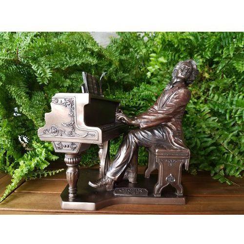 Veronese Figurka - chopin grający na fortepianie - (wu75452a4)