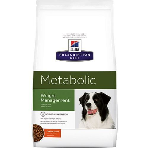 Hills Hill's canine metabolic 4kg