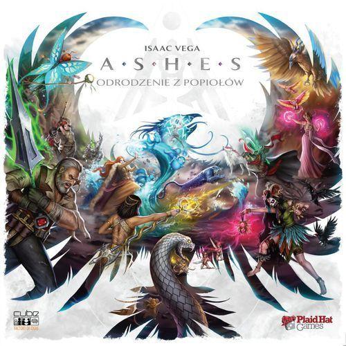Ashes: odrodzenie z popiołów marki Cube - factory of ideas