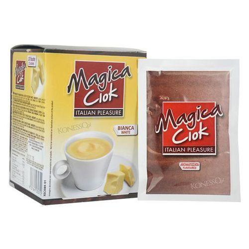Biała czekolada na gorąco Magica Ciok 10x25g (kakao)