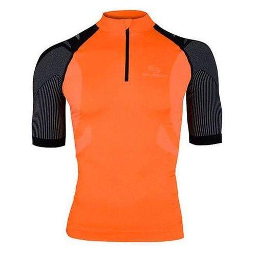 Brubeck SS10410 Koszulka rowerowa pomarańczowy (2010000423684)