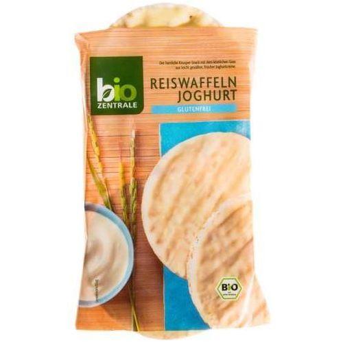 111bio zentrale Wafle ryżowe w polewie jogurtowej b/g 100g - bio zentrale eko (4005009101808)