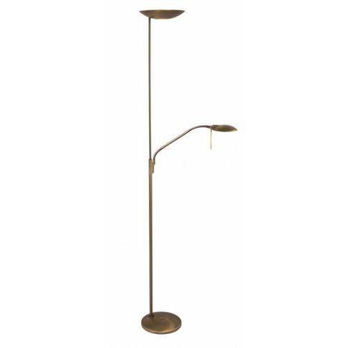 tamara lampa stojąca led brązowy, 1-punktowy - nowoczesny - obszar wewnętrzny - tamara - czas dostawy: od 4-8 dni roboczych wyprodukowany przez Steinhauer