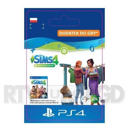 Sony The sims 4 - wielkie pranie dlc [kod aktywacyjny] ps4 (0000006201199)