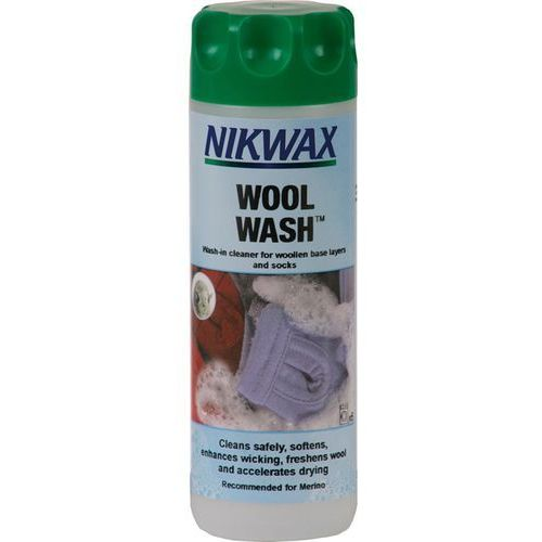 Nikwax Wool Wash 300 ml do prania wełny (5020716131008)