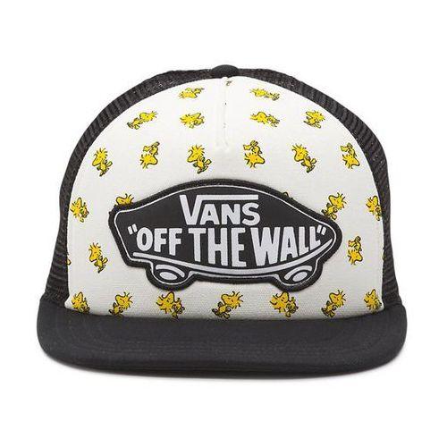 czapka z daszkiem VANS - Wm Peanuts Beach Girl Woodstock (O45) rozmiar: OS