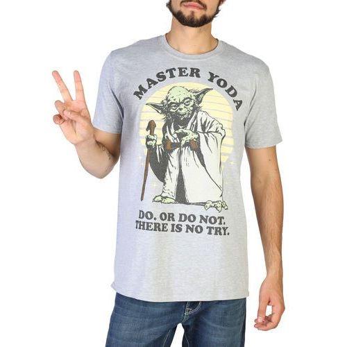 T-shirt koszulka męska STAR WARS - RDMTS029-28, RDMTS029_GREY-MARL-XXL