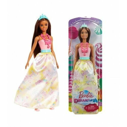 Barbie Dreamtopia Sweetville Księżniczka Mattel