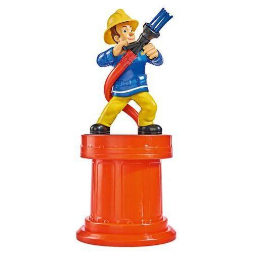 strażak sam spryskiwacz ogrodowy figurka marki Simba