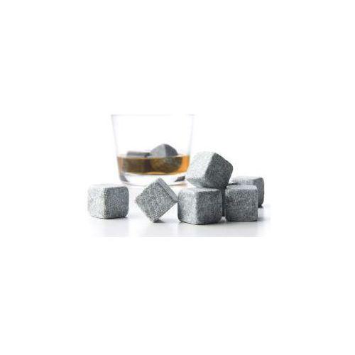 Kamienne kości do drinków - różne kolory, whiskey stones