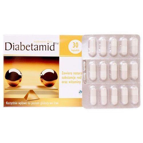 Diabetamid, kaps., 30 szt