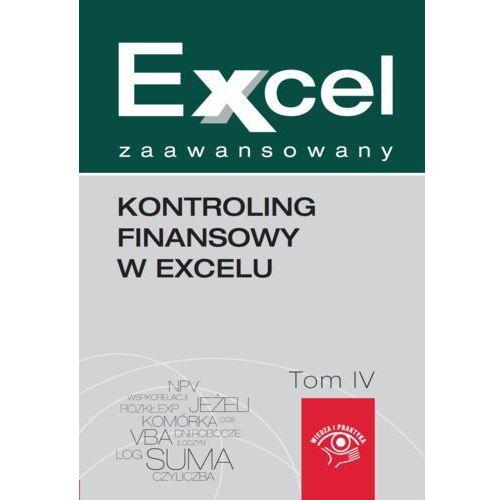 Kontroling finansowy w Excelu, rok wydania (2014)