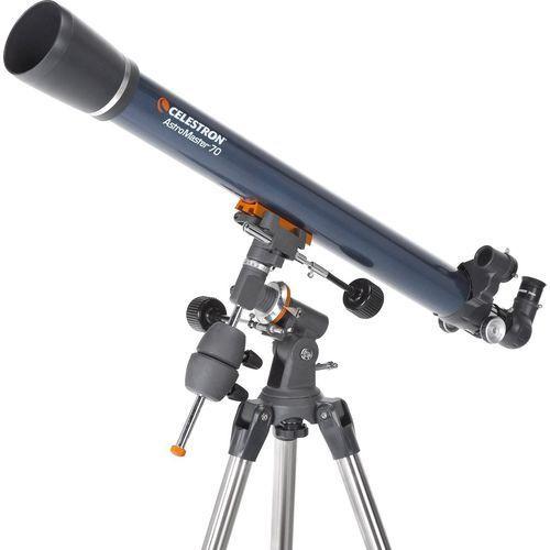 OKAZJA - Celestron Teleskop astromaster 70 eq 199595 (4047443007605)