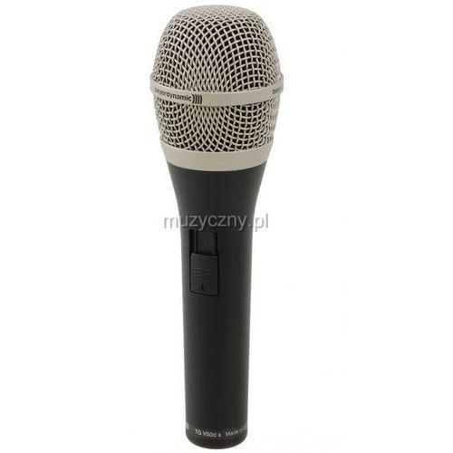 OKAZJA - tg v50d s mikrofon dynamiczny z wyłącznikiem wyprodukowany przez Beyerdynamic