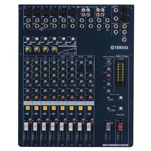 Yamaha mg124c