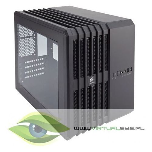 Corsair Obudowa Carbide 240 Airflow microATX/miniITX PC Case