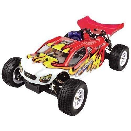 Vrx racing Bulldog n2 2.4ghz nitro