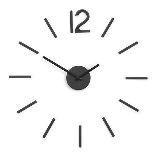 Zegar blink czarny marki Umbra