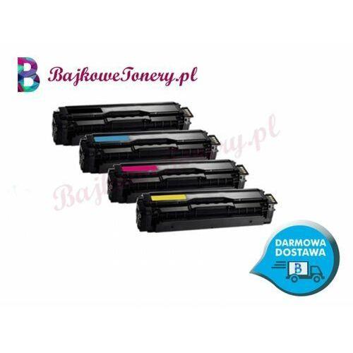 Toner premium zamiennik do samsung clt-m504s, czerwony, clp-415, clx-4195, clp-415 marki Bajkowetonery.pl