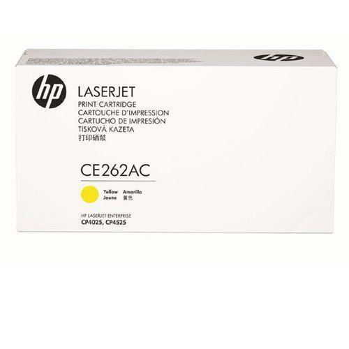 oryginalny toner HP 648A [ce262ac] yellow - korporacyjny