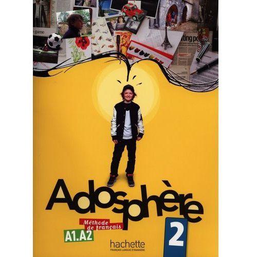 Adosphere 2 Podręcznik ucznia + CD Poletti Marie-Laure, Himber Celine (128 str.)