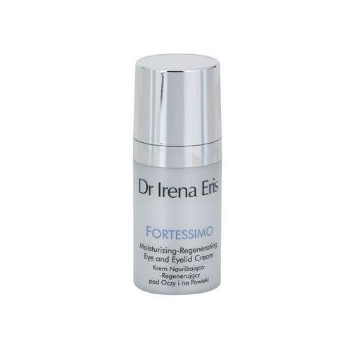 Dr Irena Eris Fortessimo 45+ krem regenerujący i nawilżający do okolic oczu (For Eye and Eyelid) 15 ml - produkt z kategorii- Kremy pod oczy
