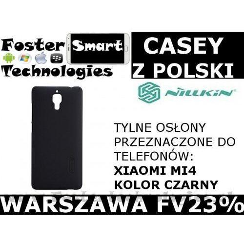 Nillkin CASE Xiaomi MI4 PLECKI BLACK, 06B6-58554