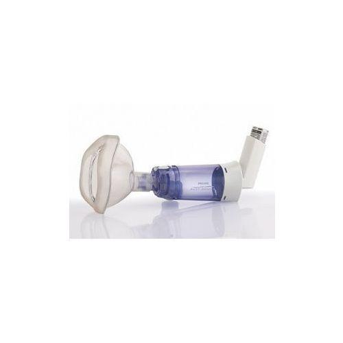 Komora inhalacyjna  optichamber diamond z maską inhalacyjną marki Philips respironics