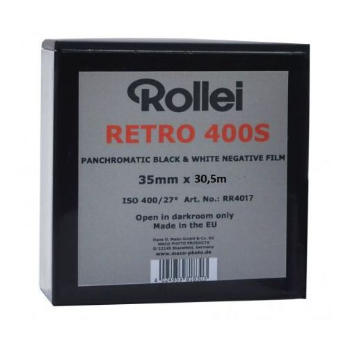 Rollei Film Retro 400S 35mmx30,5m