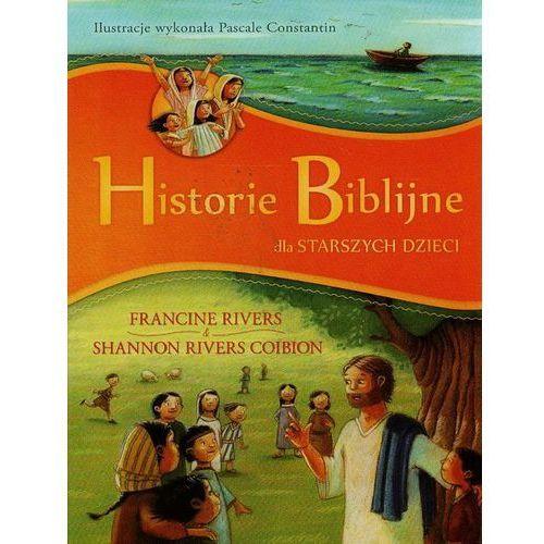Historie biblijne dla starszych dzieci (9788363271343)