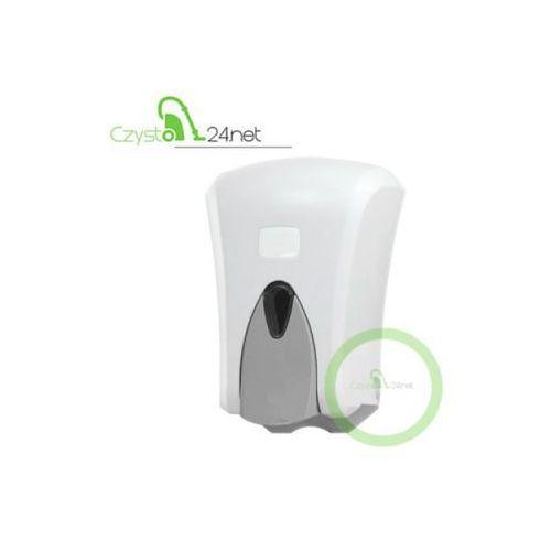 Dozownik do mydła w płynie i płynu dezynfekcyjnego 500 ml, DM03