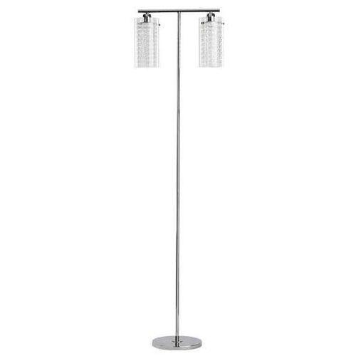 Lampa podłogowa Alfa Frozen 16229 2x60W E27 chrom (5900458162297)